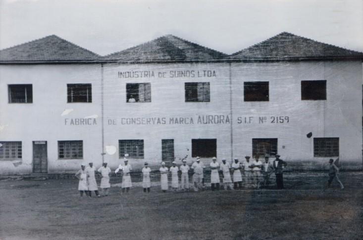 De fábricas de banha a agroindústrias internacionais: a construção da cultura agroindustrial de Chapecó