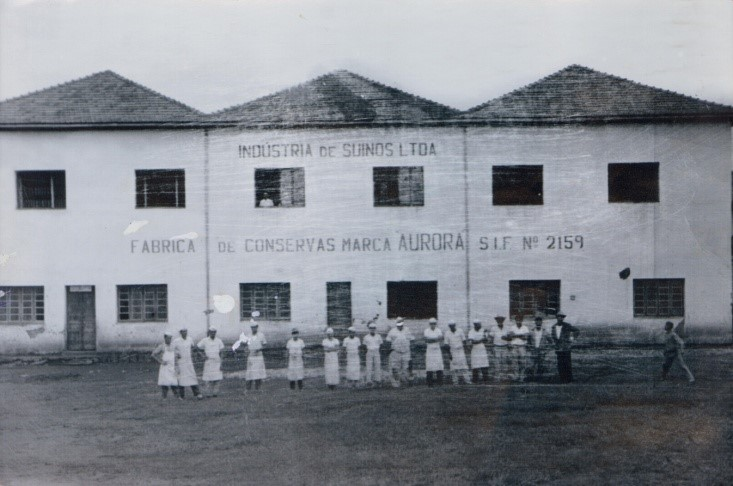 De fábricas de banha a agroindústrias internacionais: