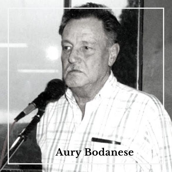 Aury Luis Bodanese (em memória)