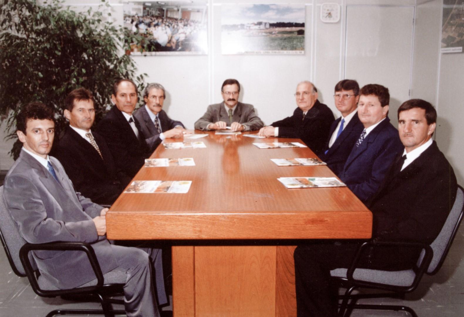 10 ° Conselho de Administração