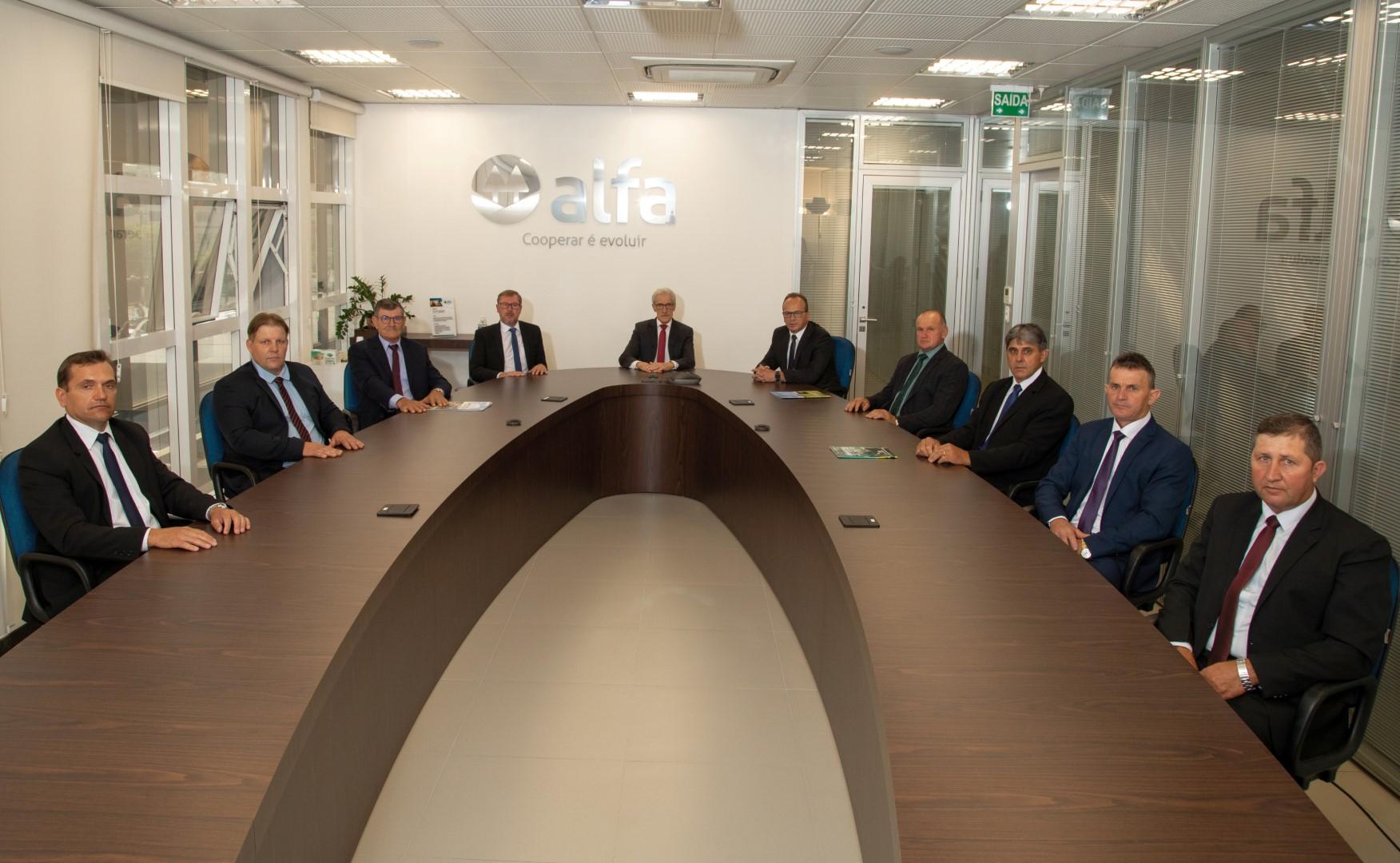 15° Conselho de Administração