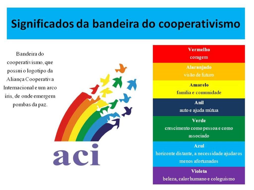 Bandeira do Cooperativismo