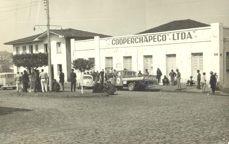 Fundada a Cooperchapecó