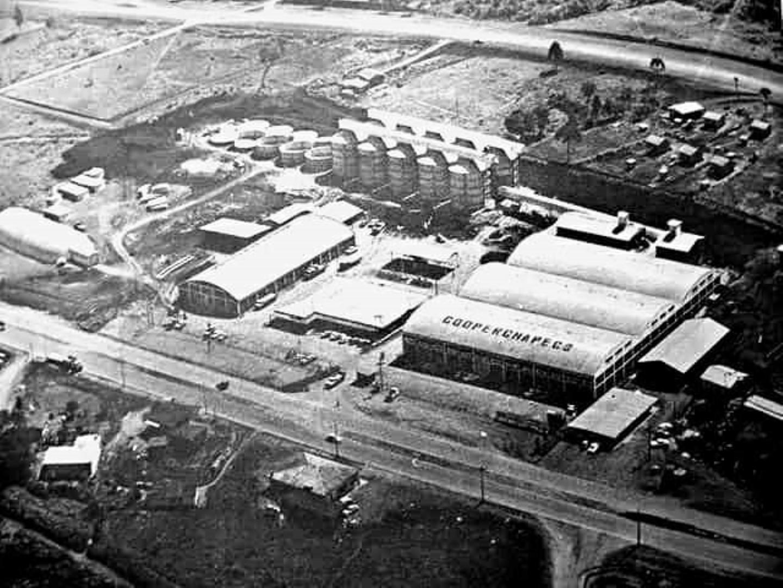Primeiros silos