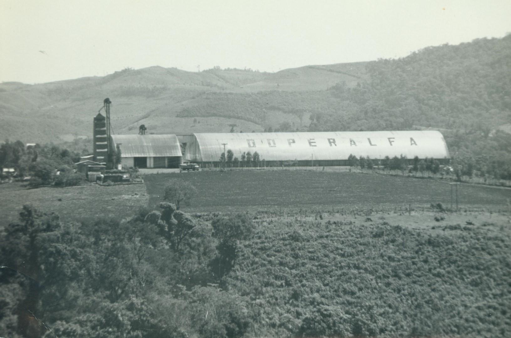 Silo Graneleiro de Quilombo