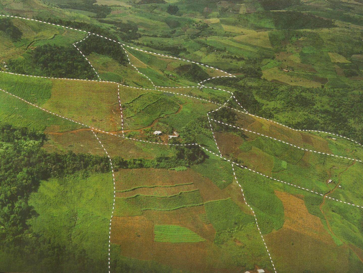 Fundo de terras