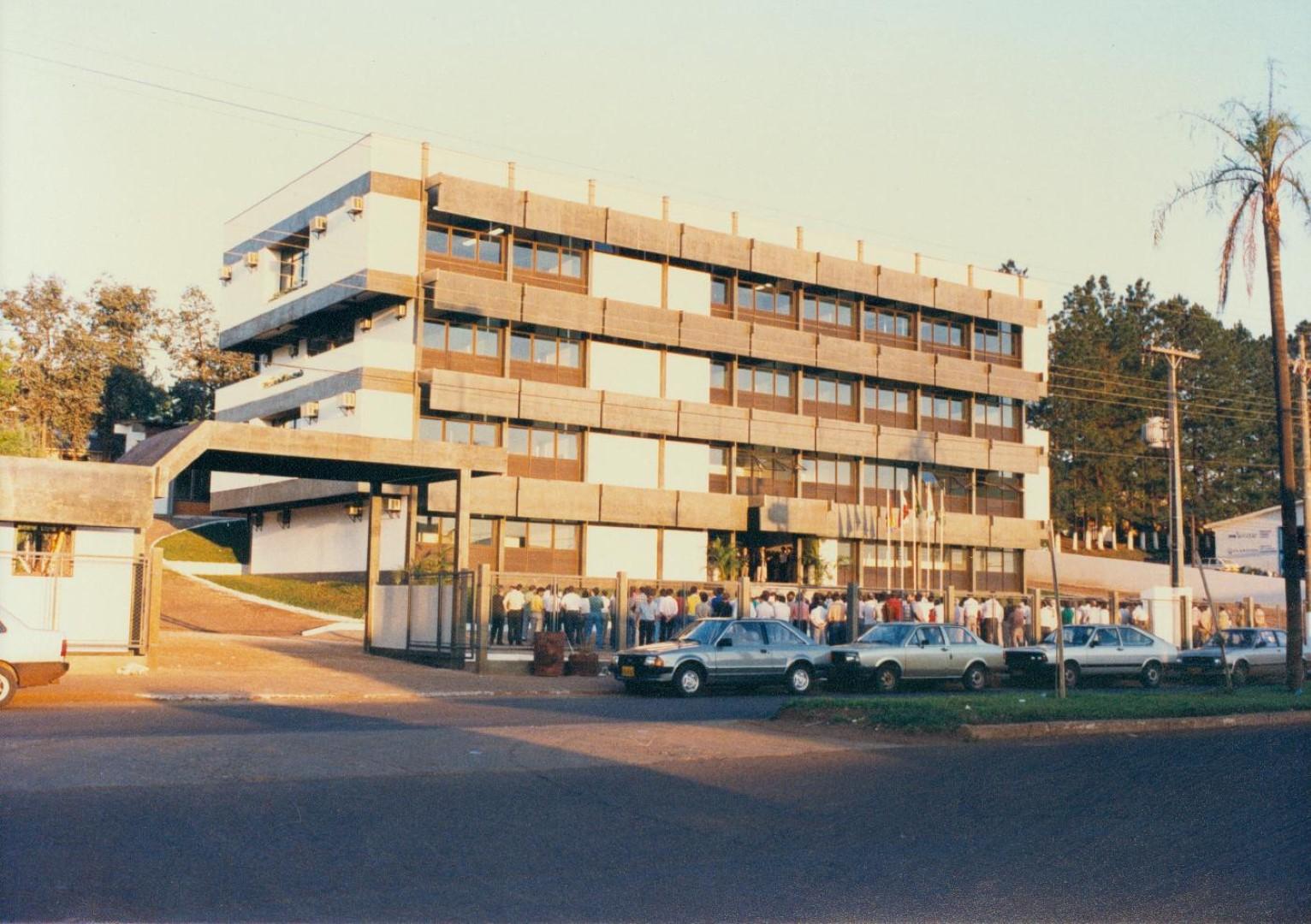 Inauguração do novo centro administrativo
