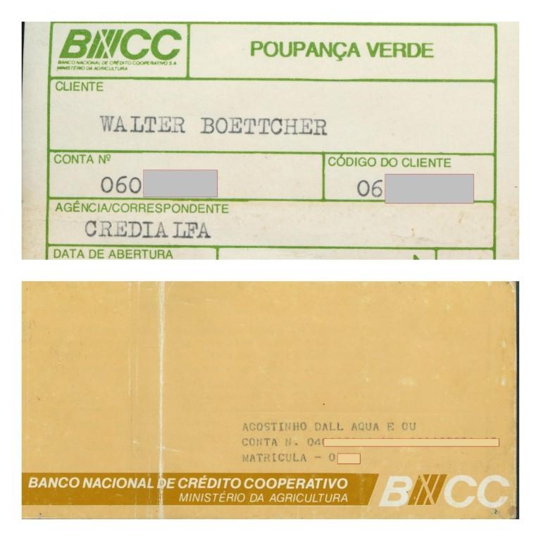 Poupança Verde e cheque especial