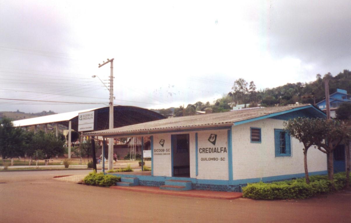 Posto em Quilombo