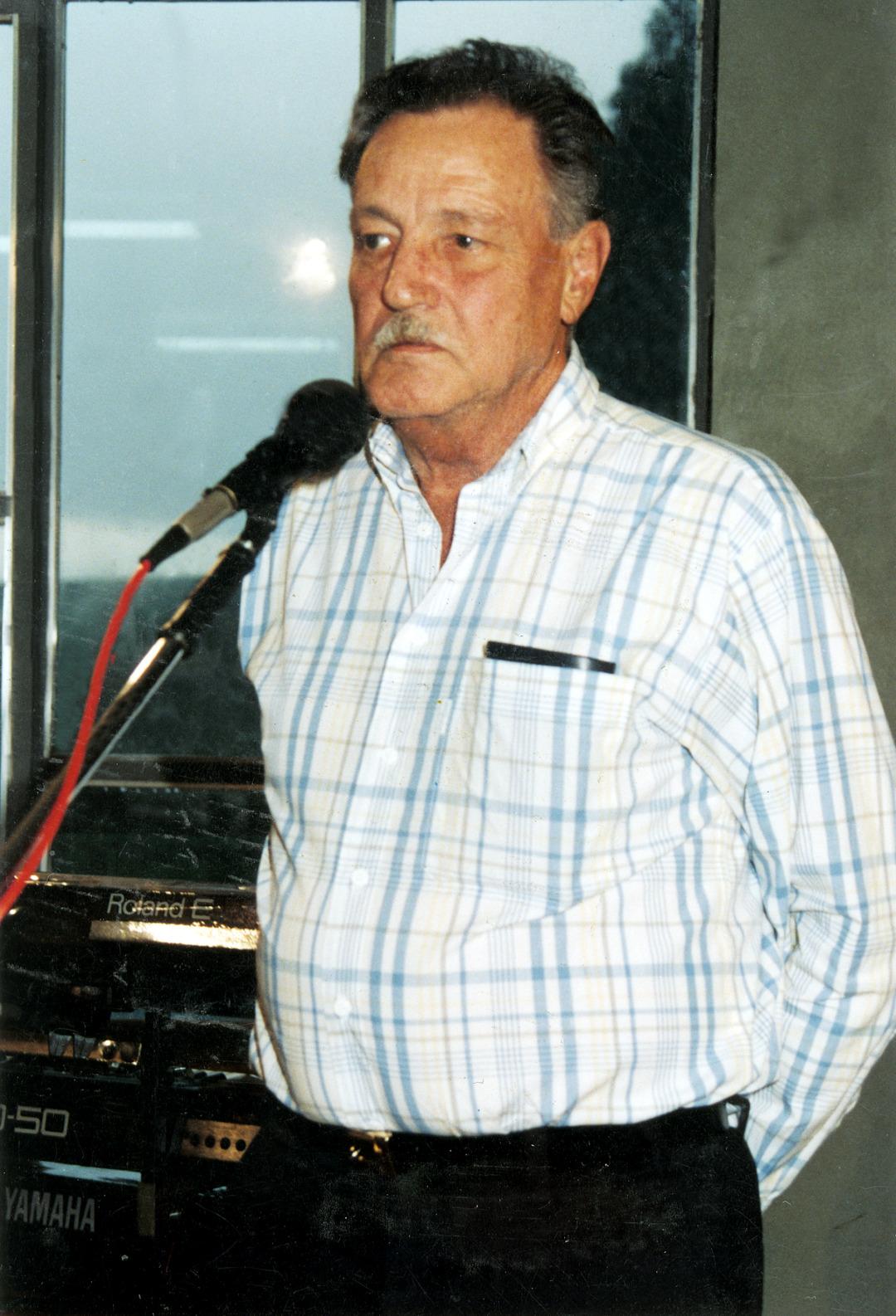 Aury Bodanese deixa a presidência