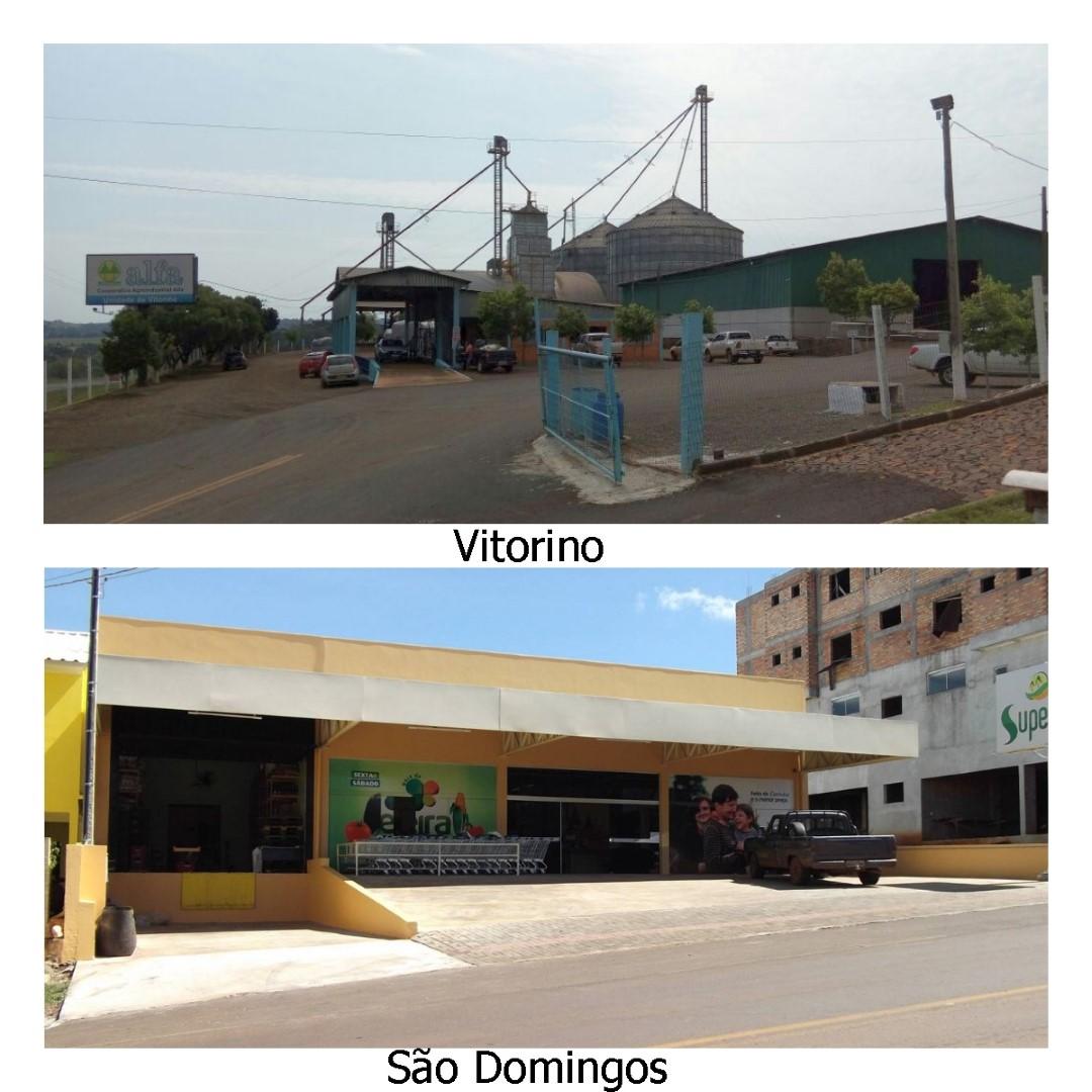 Vitorino e São Domingos