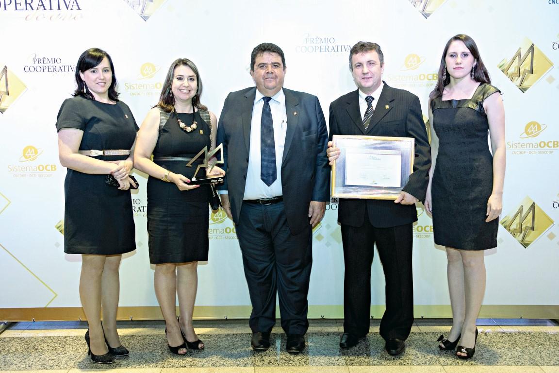 Prêmio Cooperativa do Ano