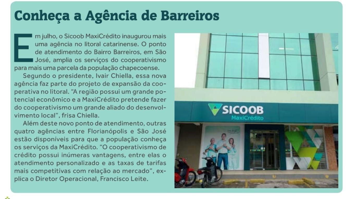 Agência em São José