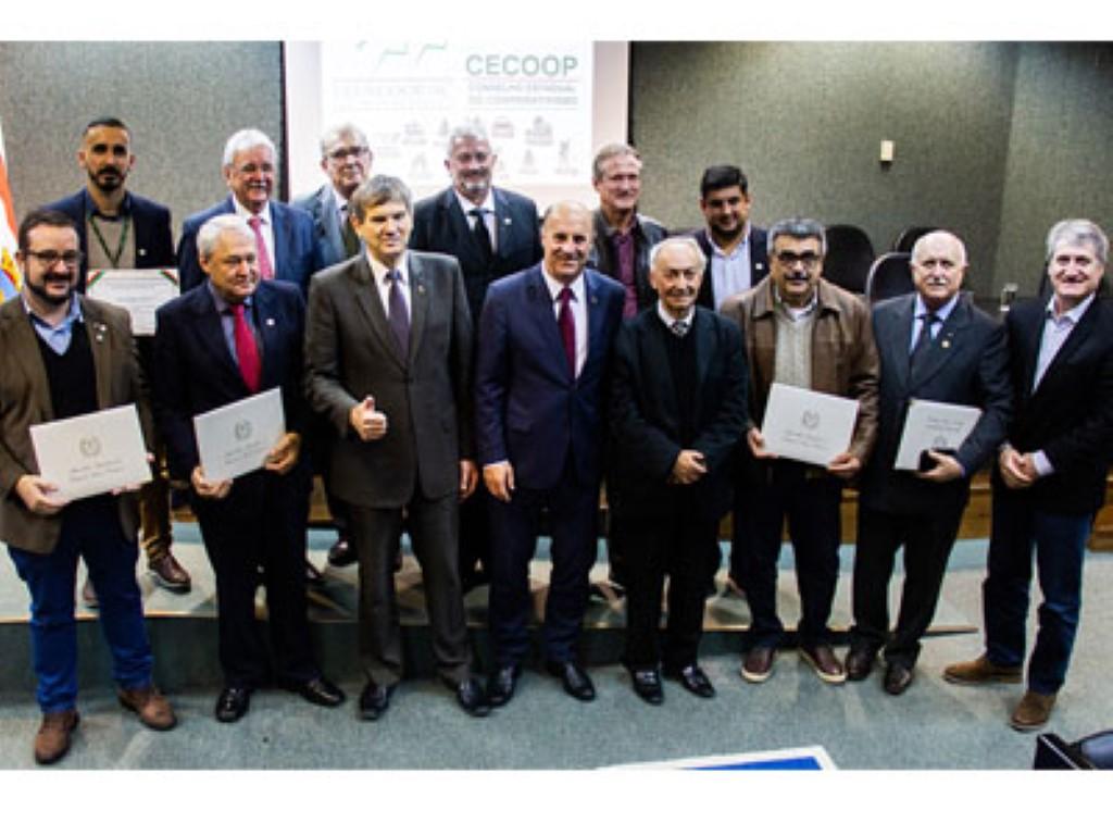 Conselho Estadual do Cooperativismo