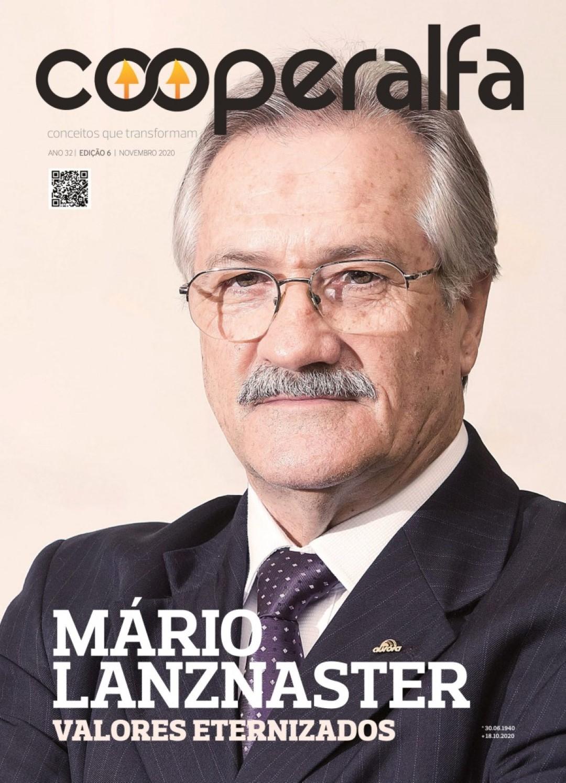 Morre Mário Lanznaster