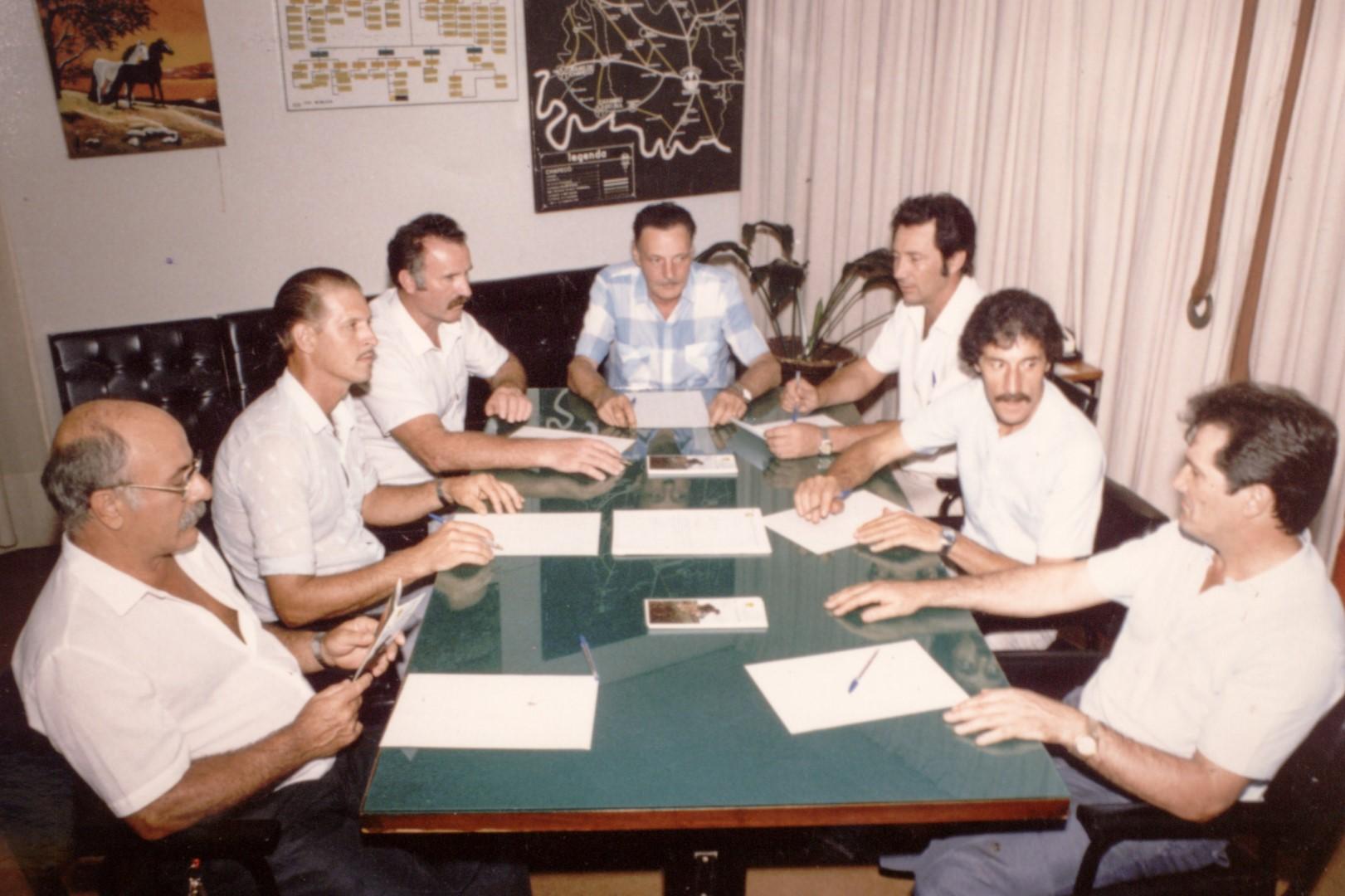 6° Conselho de Administração