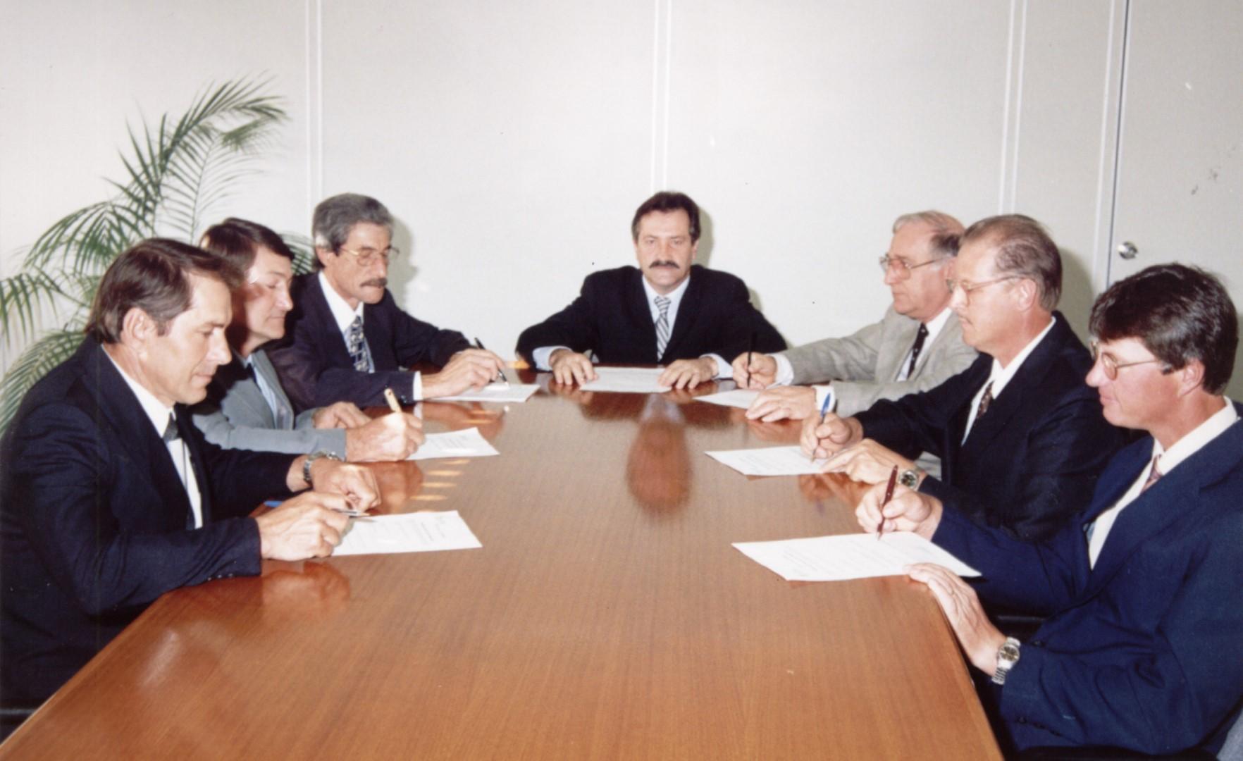 9º Conselho de Administração