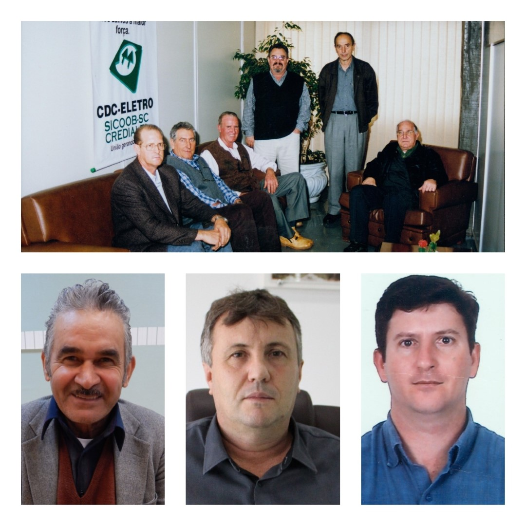 7° Conselho de Administração 2004