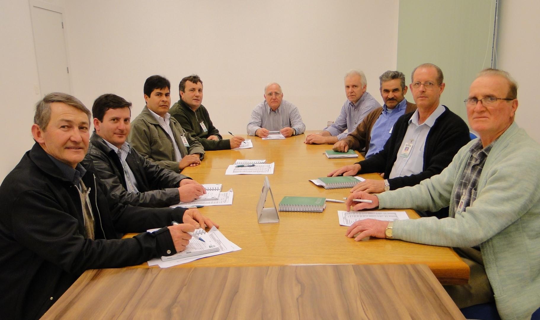 8° Conselho de Administração 2008